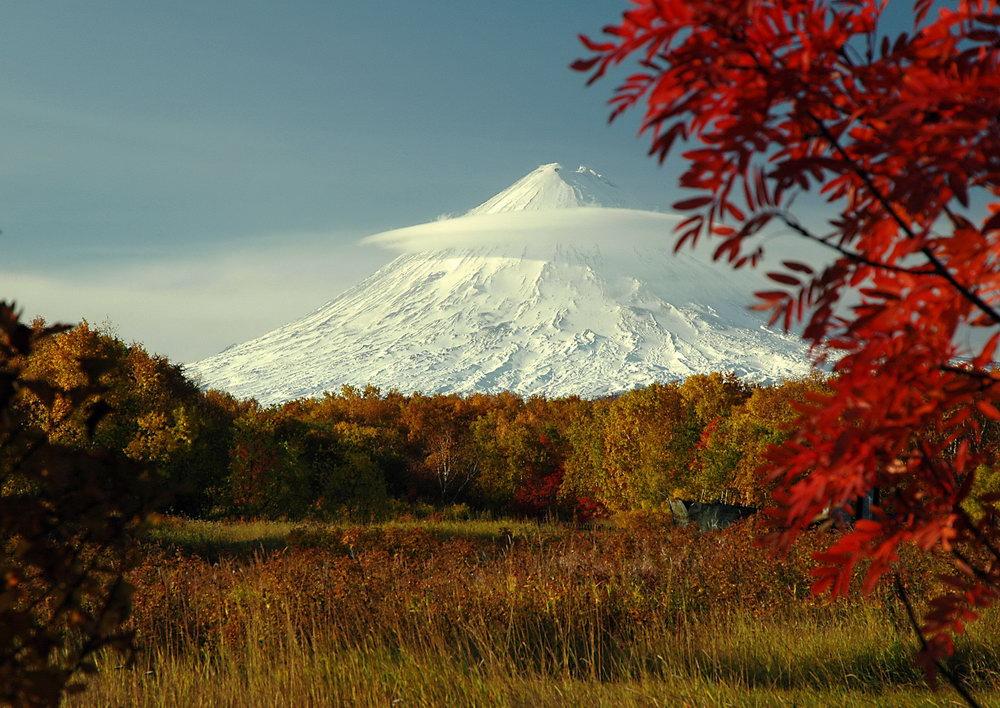 Kluchevskoy volcano