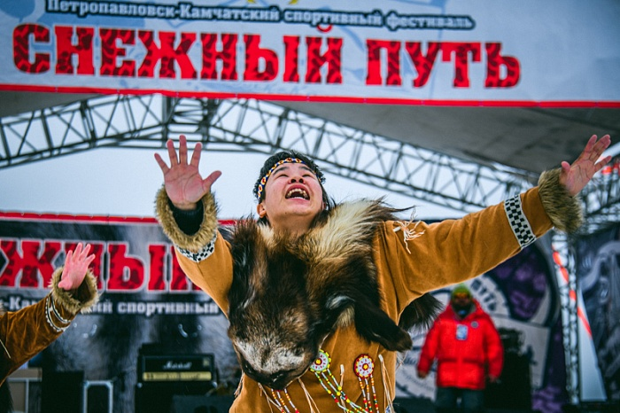 "More than 12 thousand people visited the festival ""Snowy Way"""