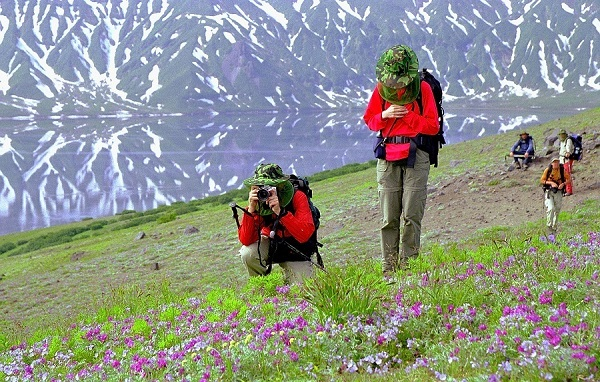 Kamchatka at the end of the ranking of regions on attendance by foreign tourists