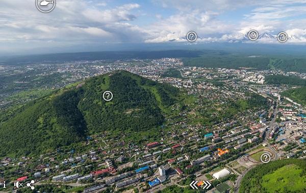 Petropavlovsk-Kamchatsky Panorama