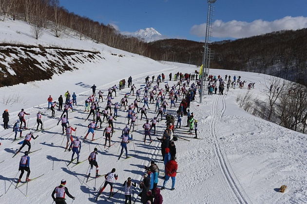 About 500 skiers will take part in the international Avacha marathon