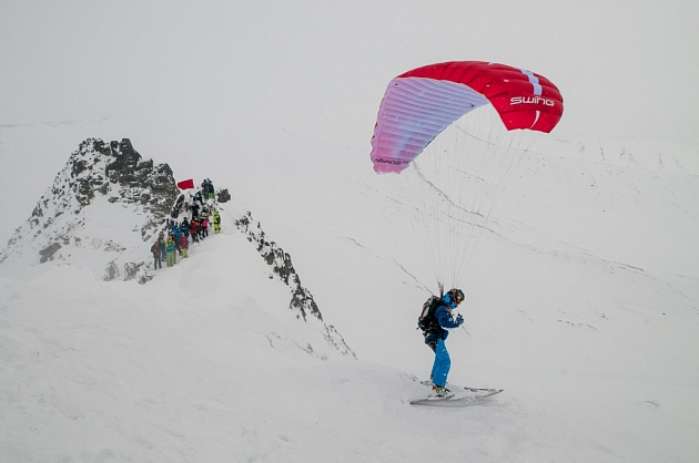 Kamchatka lovers of outdoor activities are invited to install the Banner of Victory on Mount Camel