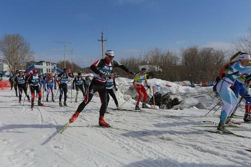 On Kamchatka there will pass an extreme ski Mutnovsky marathon