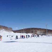 "The international ski ""Avachinsky Marathon"" took place in Kamchatka"
