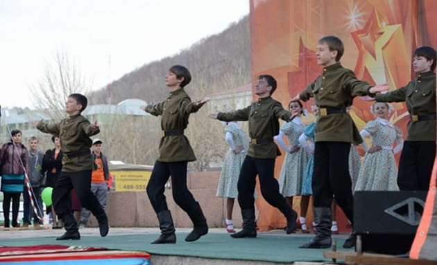 Citizens of Kamchatka and guests of the peninsula are invited to open-air concerts in honor of the Victory Day
