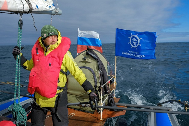 On Kamchatka on June 17, the second stage of the Baikal-Alaska expedition will start. Who wants to be a videographer?