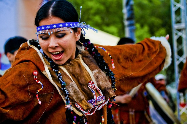 "August 10 in Petropavlovsk-Kamchatsky on the territory of the city fountain in the microdistrict Dachniy there will be a celebration ""Aboriginal Day"", dedicated to the International Day of Indigenous Peoples of the World"