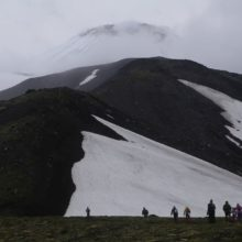 Kamchatka celebrated Volcano's Day - 2018 as a mass ascent