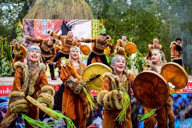 "Autumn Itelmen holiday ""Alhalalalai"" will be celebrated in Kamchatka"