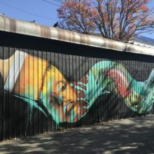 The winner of the graffiti contest will be named on City Day